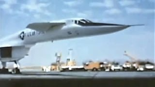 Edwards Air Force Base Documentary - 1967