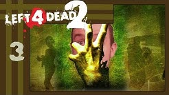 Eine Nacht der lebenden Loser #3 [1/3] | Left 4 Dead 2 Livestream - Abgestürzt und weiter geht's!