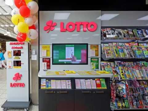 lotto verkaufsstelle