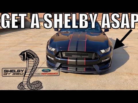 Why NOW is the Best TIME to Buy a SHELBY GT350! (Full Review)