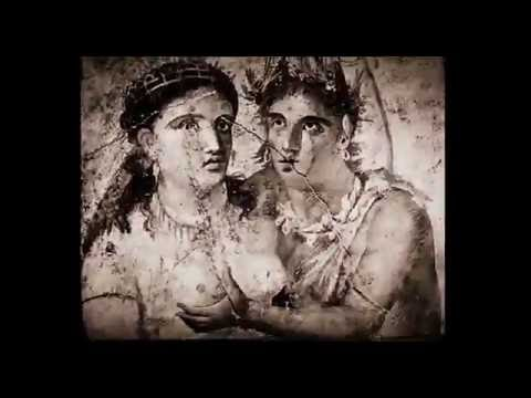 Sexuality in ancient Rome. Art