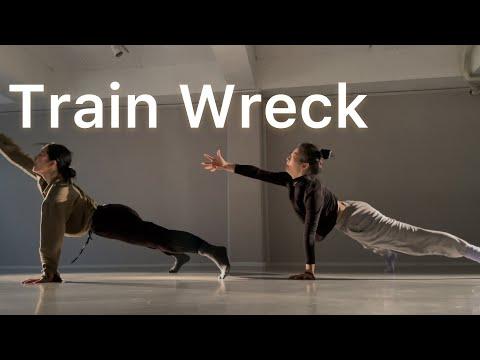 [Contemporary-Lyrical Jazz] Train Wreck - James Arthur   Choreography. MIA