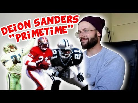 Rugby Player Reacts to DEION SANDERS