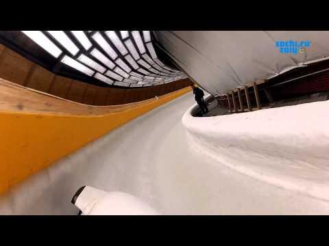 "Alexey Voevoda tested Sliding Center ""Sanki"""