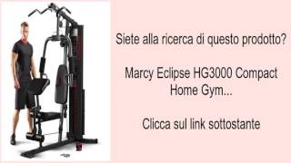 Marcy Eclipse HG3000 Compact Home Gym...