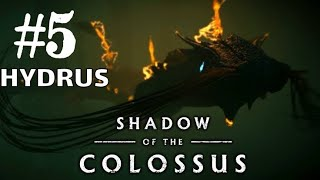 SHADOW OF THE COLOSSUS  : HYDRUS   # 5