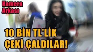 Kamera Arkası | 10 Bin TL'lik Hediye Çek Çalındı!