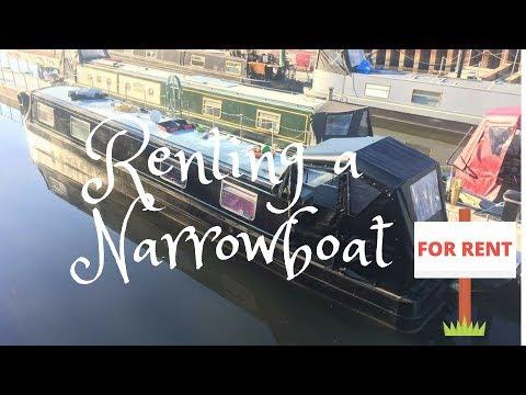 Renting A Narrowboat
