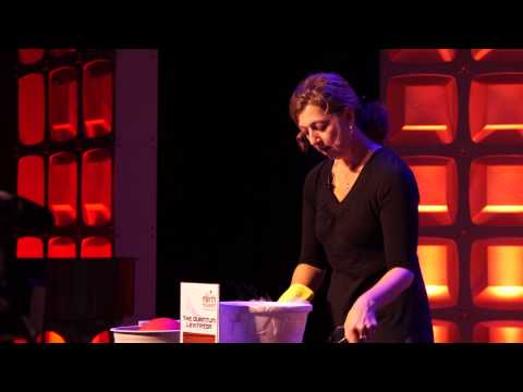 Demonstrating the Quantum Levitator | Kerry Briggs | TEDxLancaster