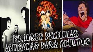 Las 5 mejores películas animadas para adultos