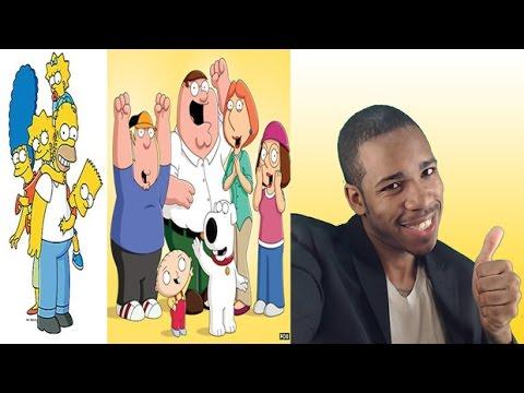 Family guy season 13 episodes 1 The Simpsons Guy - video ...