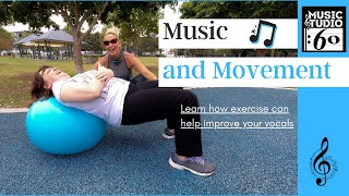 Music and Movement with Hayley and Rachel from Energy Galore | Brisbane River