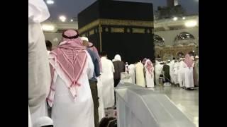 Masya ALLAH! Mendengar lantunan Al-Qur'an suara Syaikh Sudais terbawa suasana seakan di mekkah juga