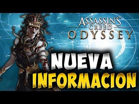 NUEVA INFORMACIÓN DLC ATLÁNTIDA   Presente, nueva zona y más   Assassin's Creed Odyssey - RAFITI thumbnail