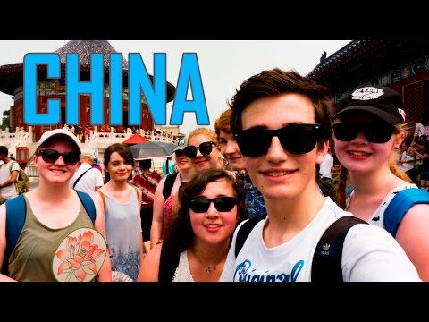 Exploring the Temple of Heaven - Beijing