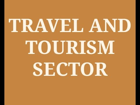 Travel and Tourism Industry in India | Indian Tourism Sector