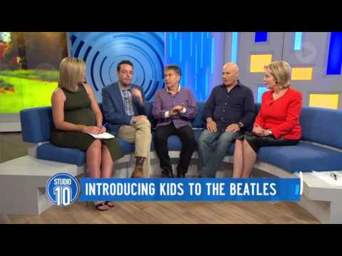 Introducing Kids To The Beatles