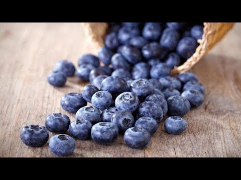 7 Amazing Health Benefits Of Blueberries