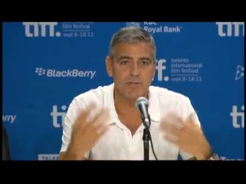 George Clooney Q&A -- The Ides of March