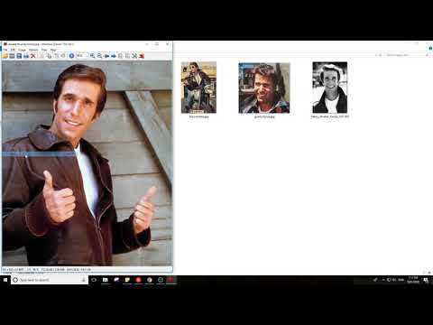 Print Images and PDF's with filename captions - Easy Steps
