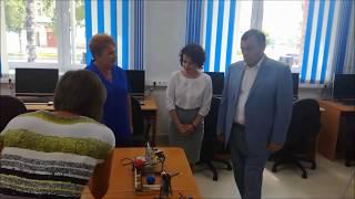 Открытие Центра детского и юношеского технического творчества в Йошкар-Оле