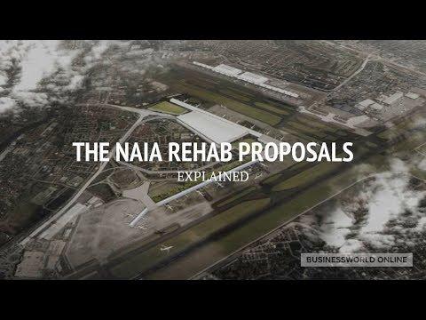 The latest NAIA rehab proposals, explained