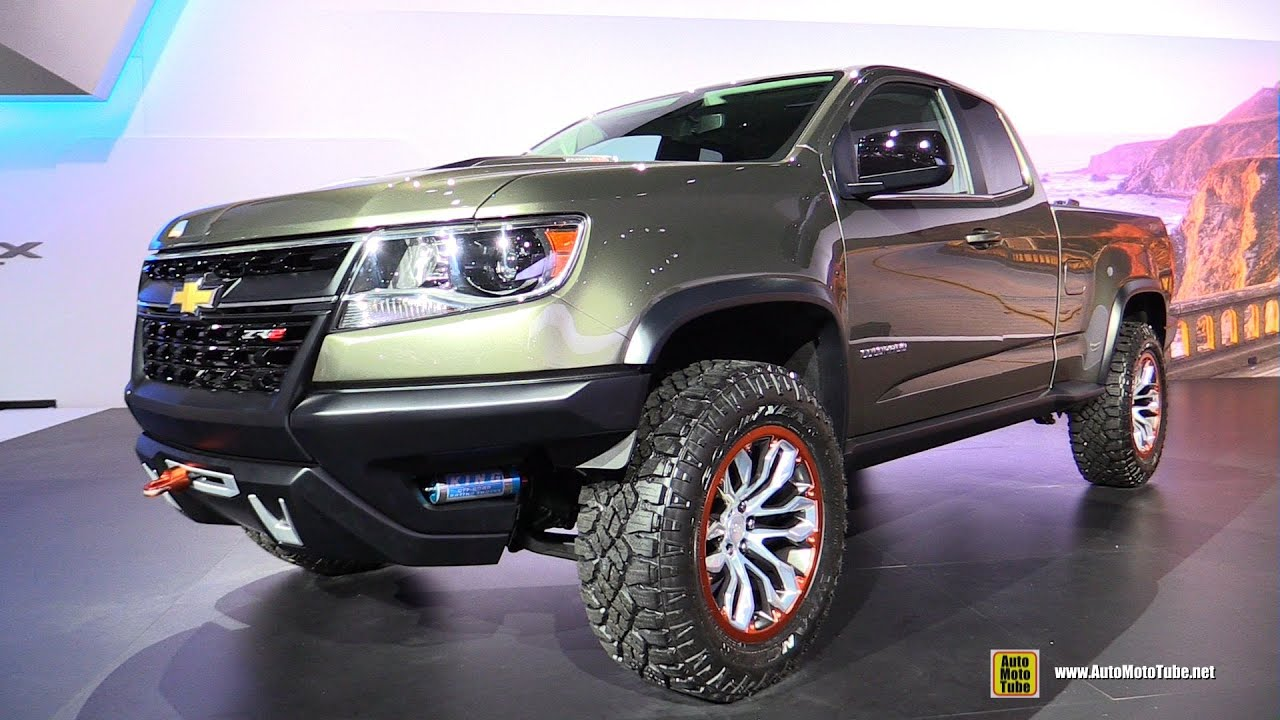 2015 Chevrolet Colorado ZR2 - Exterior and Interior ...