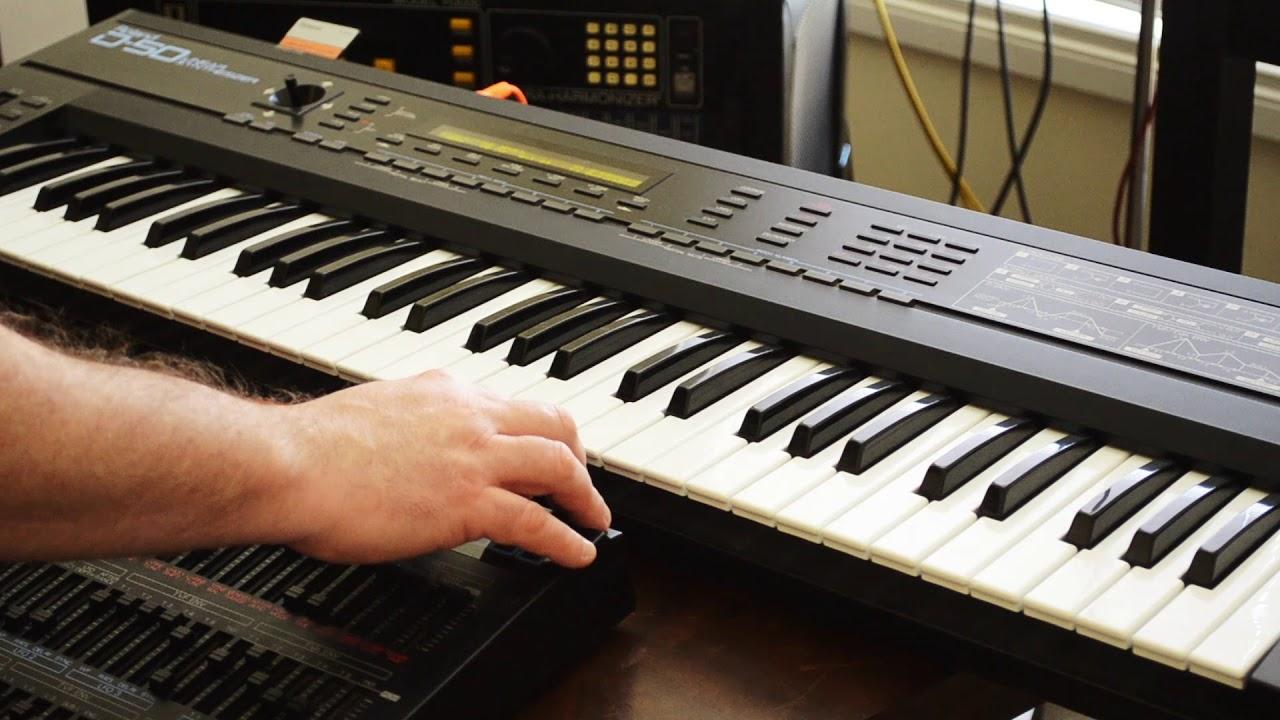 Roland D-50 Demo