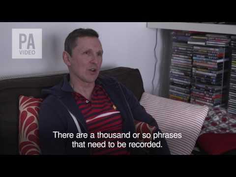 Voice Banking | A Press Association Film