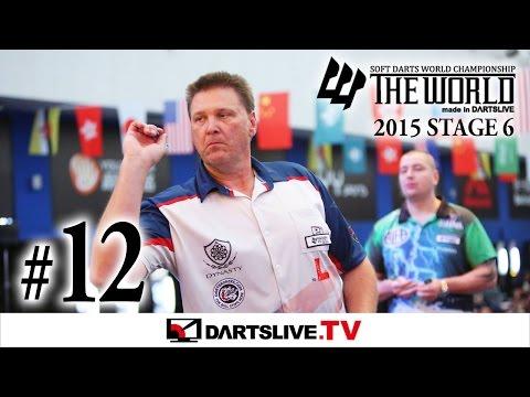 #12【Boris Krcmar VS Randall Van Deursen】THE WORLD 2015 STAGE 6 CHINA -FINAL MATCH-
