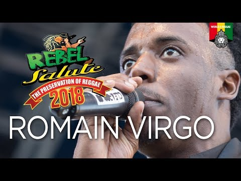 Romain Virgo Live at Rebel Salute 2018