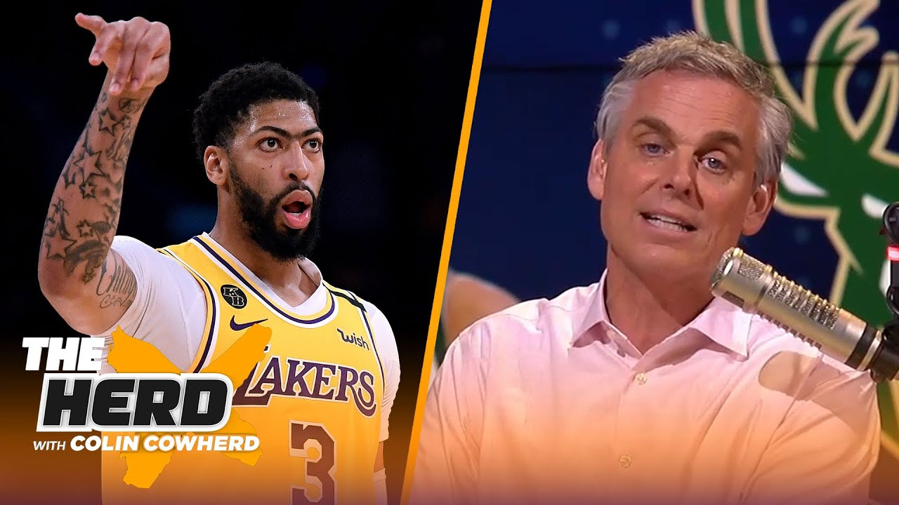 Colin Cowherd lists 10 NBA players who are under the Most pressure to win | THE HERD - The Herd with Colin Cowherd thumbnail