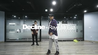 TAE WAN | DECLINE - RAYE,MR EAZI | E DANCE STUDIO | CHOREOGRAPHY | 이댄스학원 안무 천호댄스 강동댄스