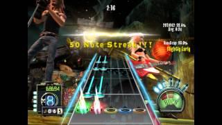 Guitar Hero 3 Custom - The Offspring - Half Truism