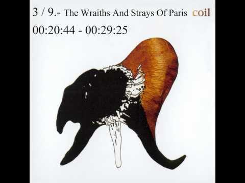 Coil  Black Antlers Full Album, Corrected Upload