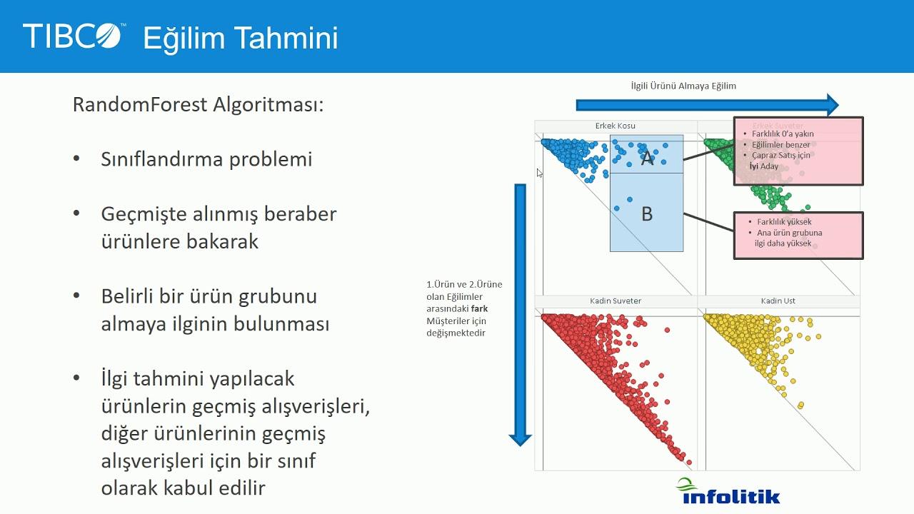 Customer Analytics | Infolitik İş Çözümleri
