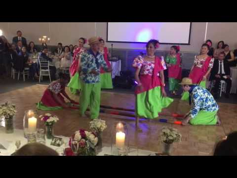 Pandanggo sa Ilaw / TINIKLING performed by VSD at Artem & Marie Wedding Aug 13,2016 Star Room Darli