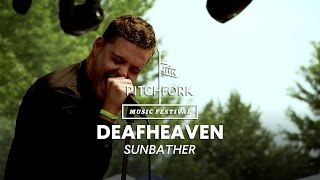 "Deafheaven perform ""Sunbather"" - Pitchfork Music Festival 2014"