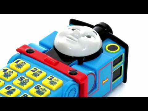 Thomas & Friends Toys   Preschool Thomas Phone Toy Review