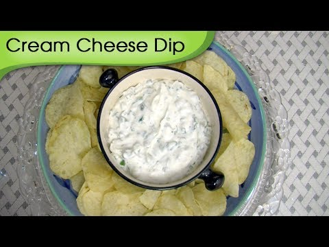 How To Make Cream Cheese Dip | Delicious Dip By Ruchi Bharani