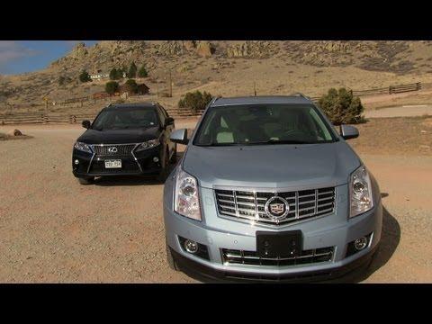 2016 Cadillac Srx Pictures - 2013 Cadillac SRX vs Lexus RX 350 F-Sport 0-60 MPH Mile High Mashup Review