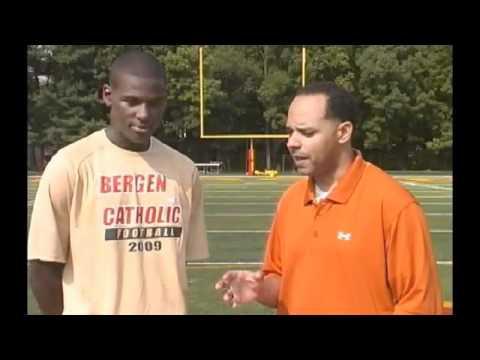 Dennis Jones-Interview with Cameron Dickerson, Bergen Catholic HS