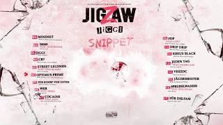 JIGZAW - JIGGI (ALBUM SNIPPET)