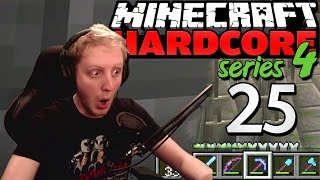 "Minecraft Hardcore - S4E25 - ""WE FOUND IT!"" • Highlights"