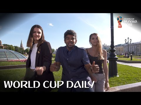 World Cup Daily  - Matchday 3!