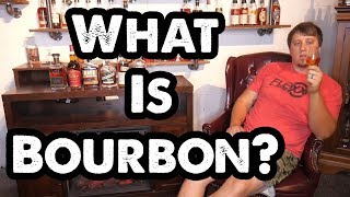 What is Bourbon? Bouŗbon 101!
