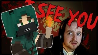 Minecraft | I SEE YOU........ | Lights Out | Minecraft Horror Map