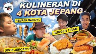 Download lagu KELILING 4 KOTA BUAT KULINER DAN SPOT UNIK DI JEPANG!   Waseda Boys Trip #28