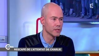 Laurent Léger, rescapé de Charlie Hebdo déplore