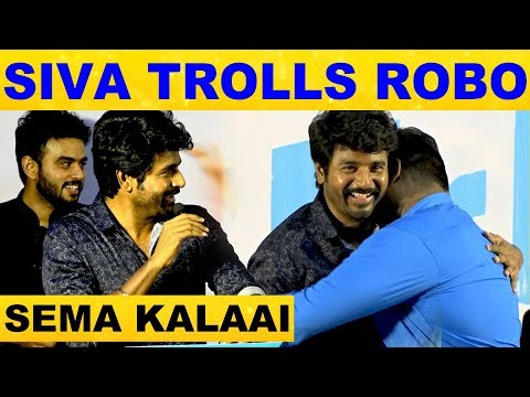 Sivakarthikeyan TROLLS Robo Shanakar | Mr. Local Press Meet | Studio Green | M Rajesh | Nayanthara